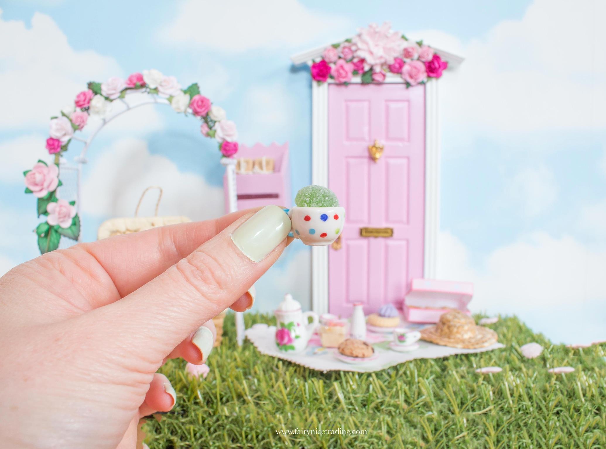 ideas for Fairy food