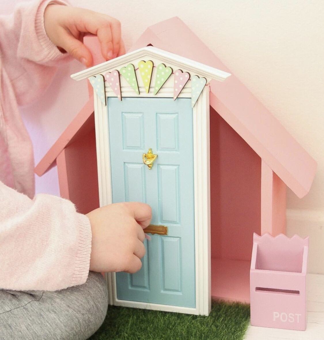 finding the fairy door