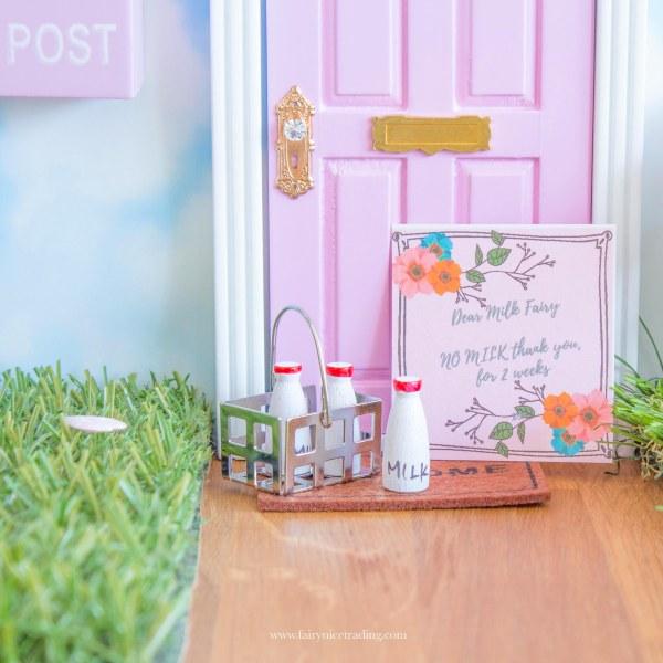 simple fairy door ideas
