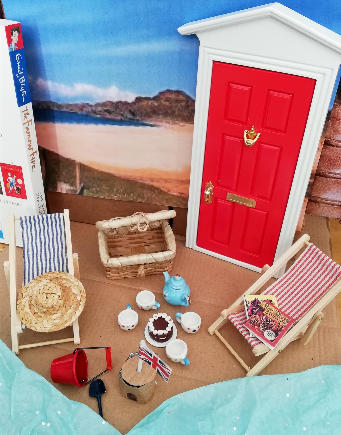 enid blyton fairy door uk
