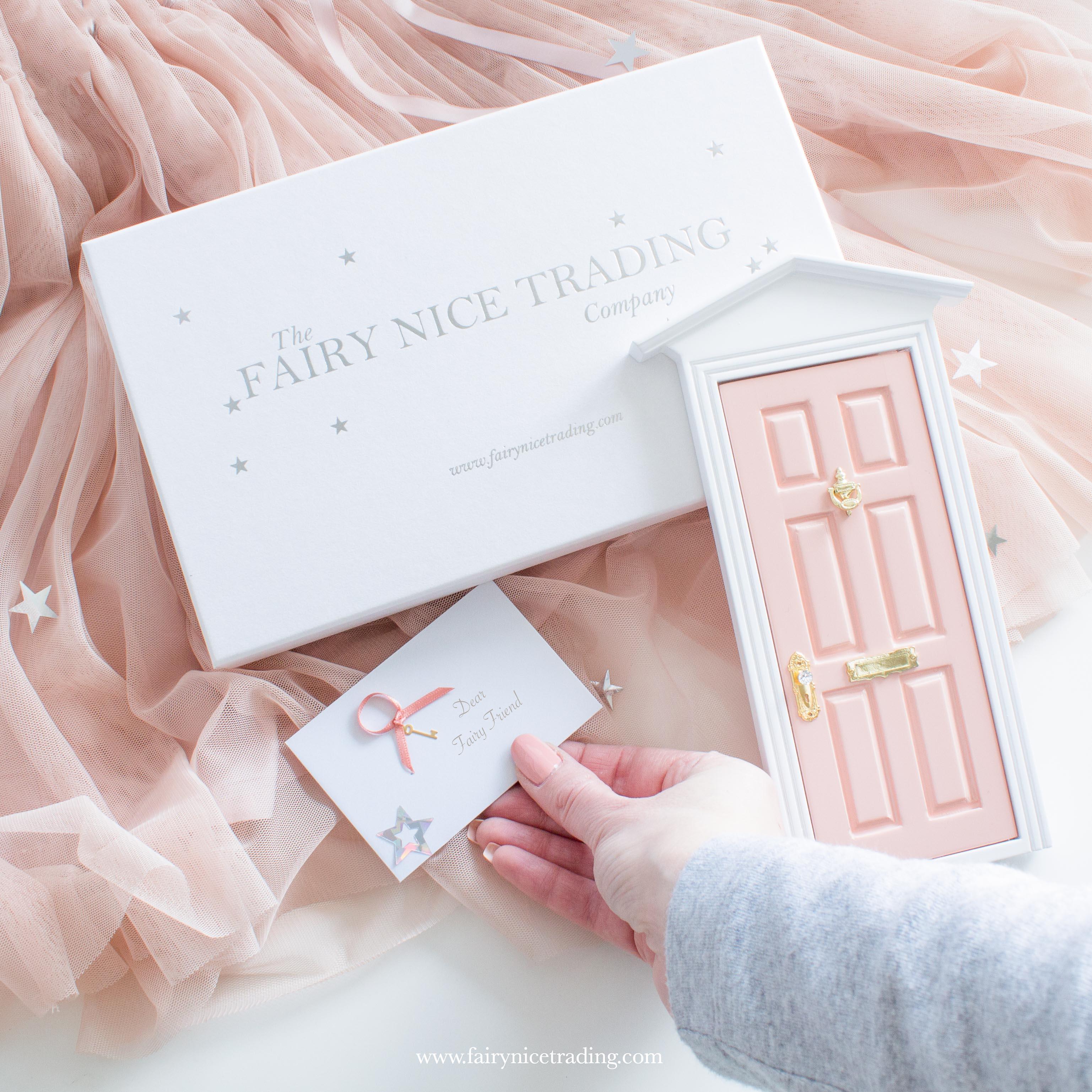 blush Fairy Door uk