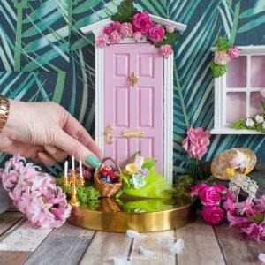 easter fairy door accessories
