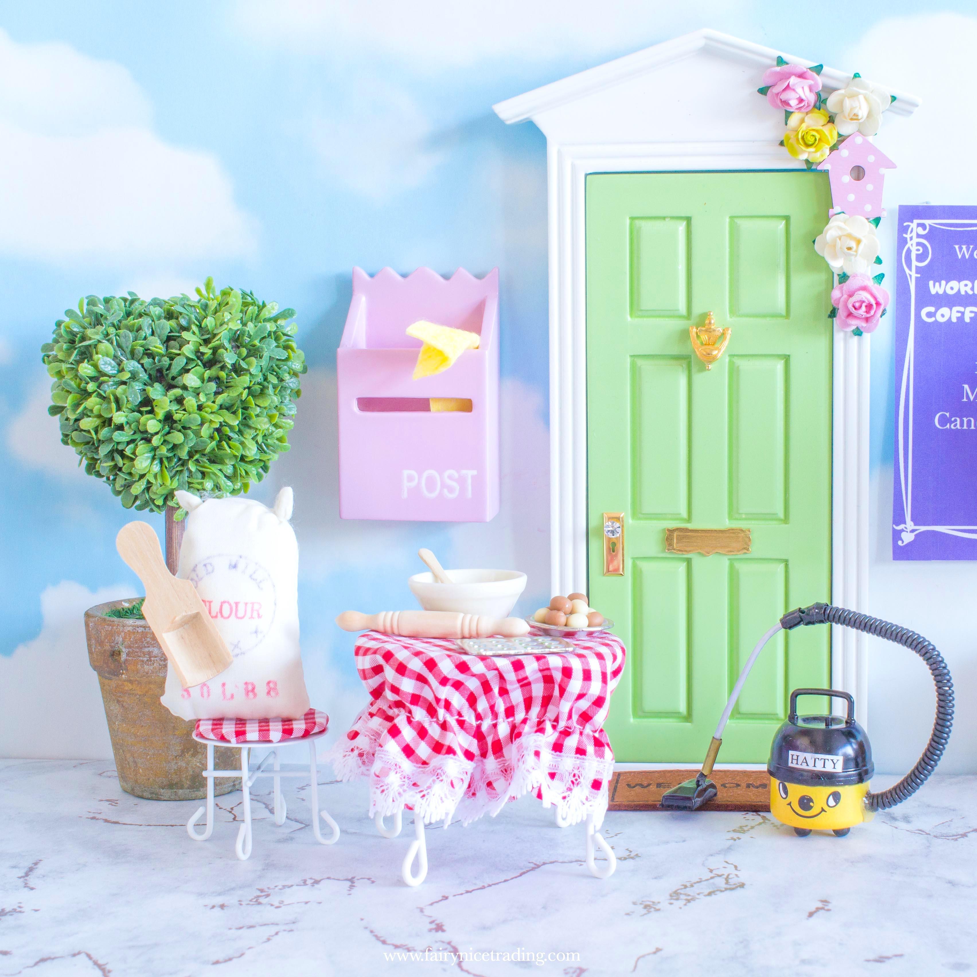 fairy door baking accessories