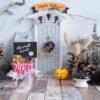 Fairy Door Halloween party