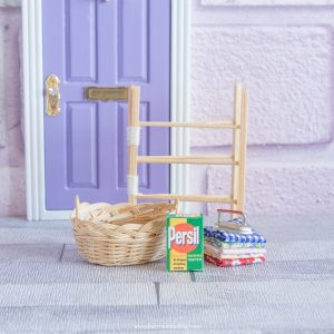 laundry fairy door accessories