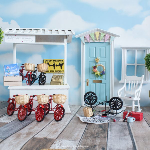 miniature fairy bikes