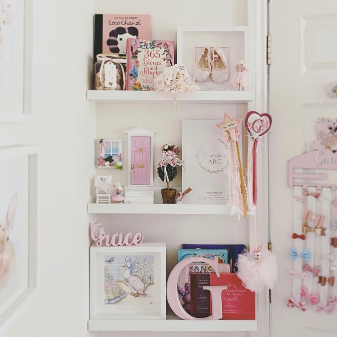 fairy door shelfie