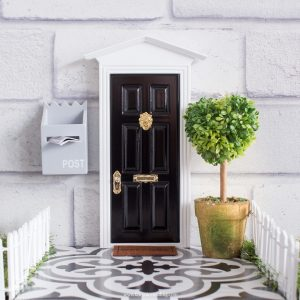 large black fairy door