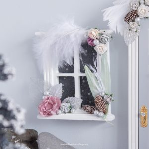 Winter Fairy Window