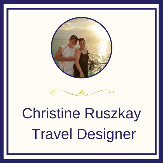 Christine Ruszkay Travel Designer
