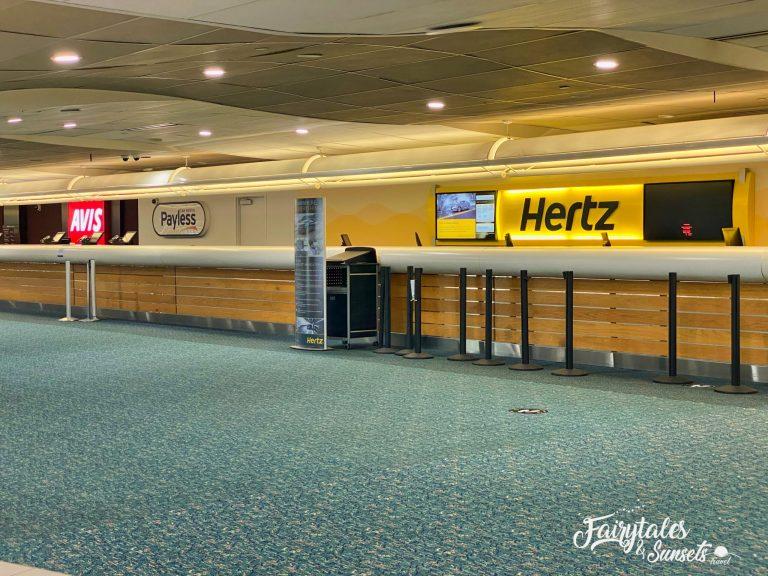 Rental Cars at Orlando Airport