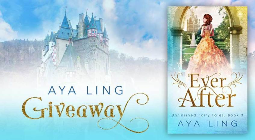 Win Any Aya Ling Book