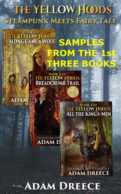 The Yellow Hoods Sampler