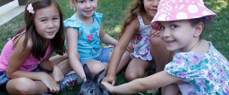 Peter Rabbit with FunCampers