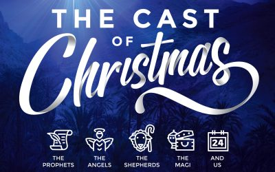 The Cast of Christmas: Angels – Sermon Preview for December 6