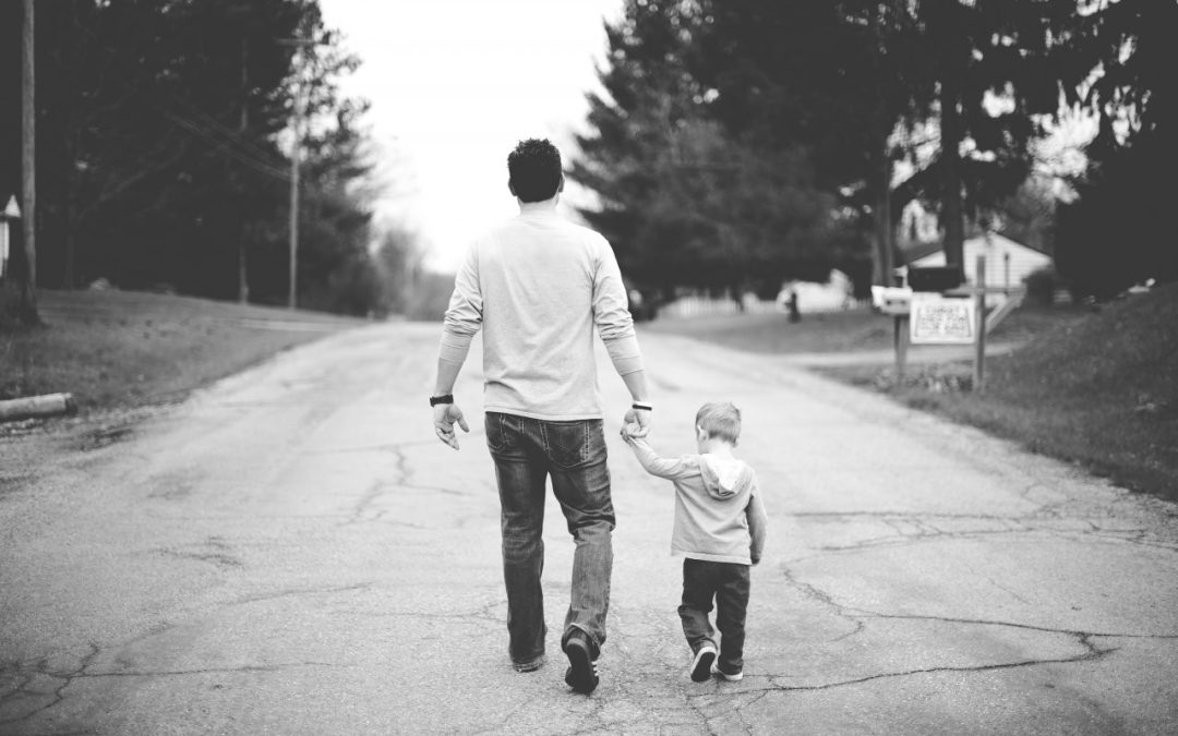An Invitation to Walk with Dad