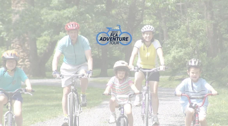 2015 FCA Adventure Tour Fundraiser