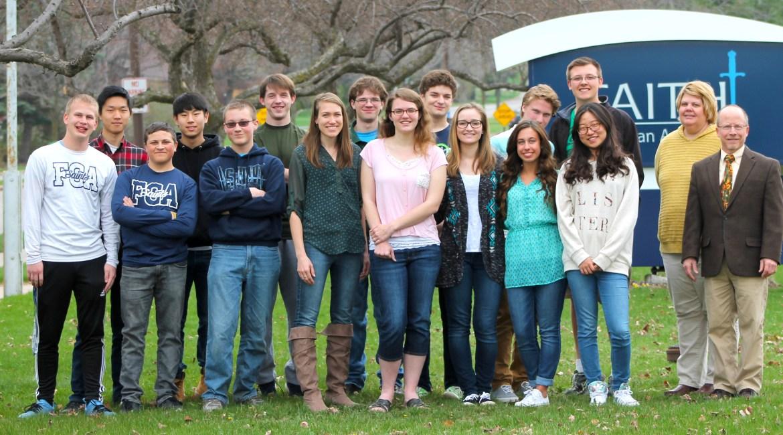 2016 Junior/Senior Class Trip
