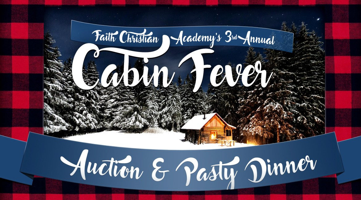 Cabin Fever – Dinner & Auction