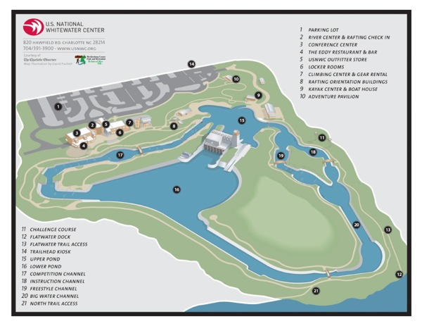 US-National-Whitewater-Center-Map
