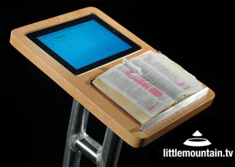 ipulpit_withBible