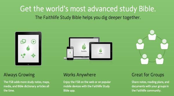 FaithLife Study Bible - FaithEngineer