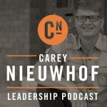 The Carey Nieuwhof Leadership Podcast is my current favorite. Carey does a great job interviewing and asking questions. His guests are humble and knowledgable, and  I always finish feeling encouraged.