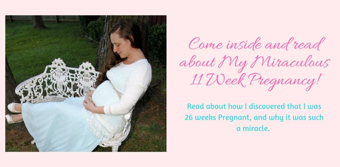 Miraculous 11 week Pregnancy