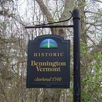 Sightseeing in Bennington, VT - Day 1