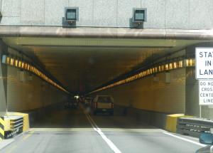 entering Pitt Bridge, Pittsburgh, PA