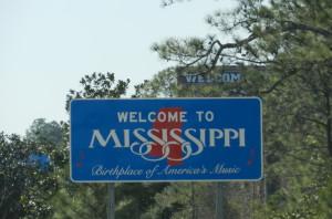 AL-MS state line