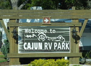 cajun rv park in biloxi, MS