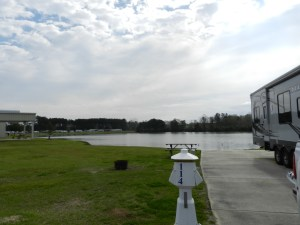 lakeside RV park, livingston, LA