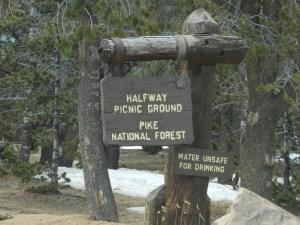 Halfway Picnic Grounds