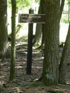 lake superior trail MI
