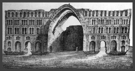 Kasra palace