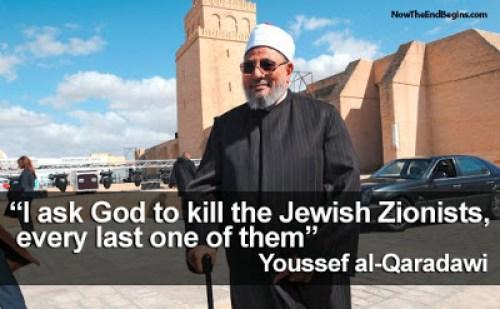 Qardawi kill the jews
