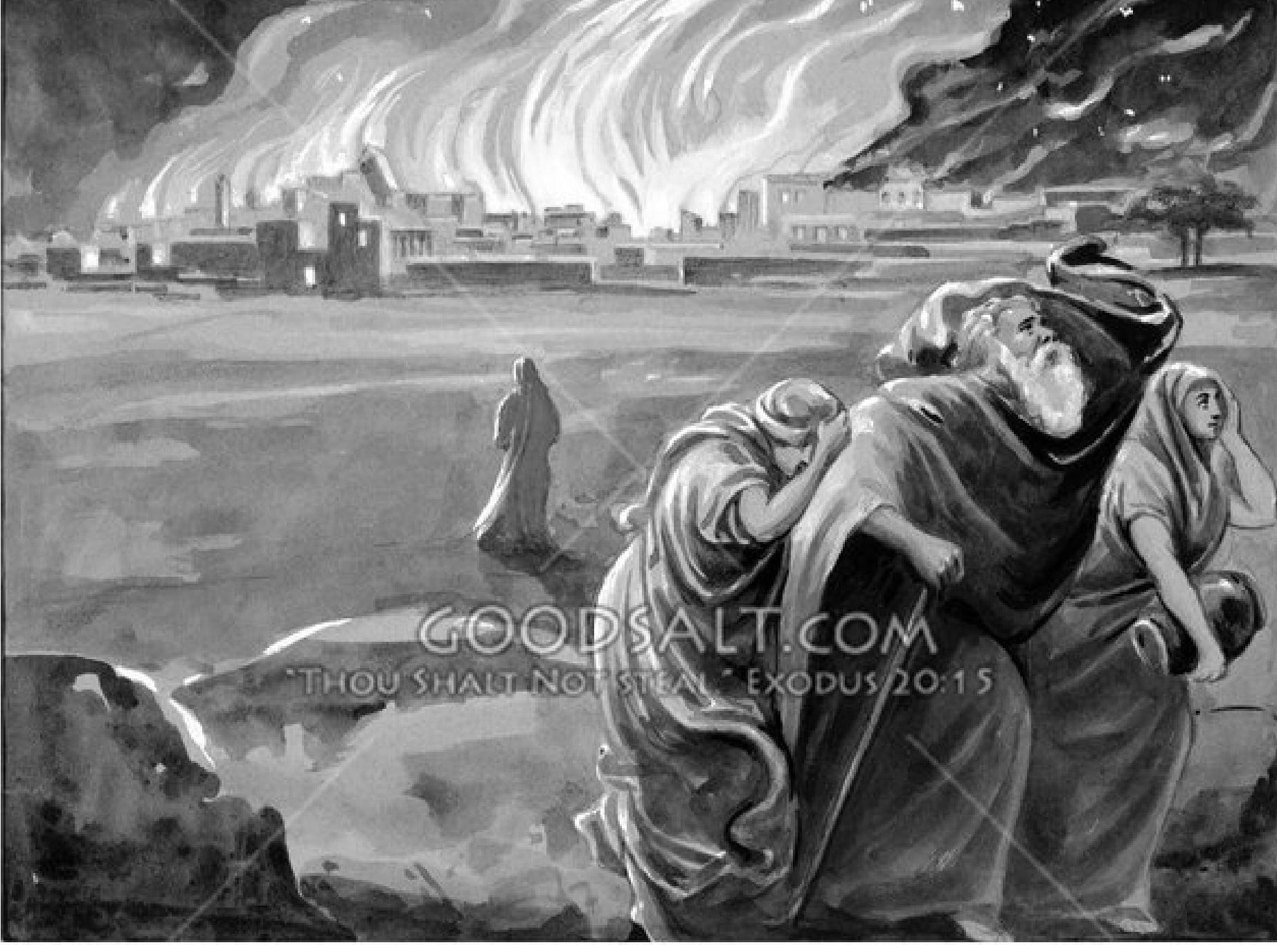 Historical Injustice of Sodom and Gomorrah – Faithfreedom org