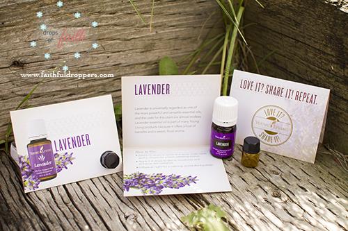 Sharing Lavender