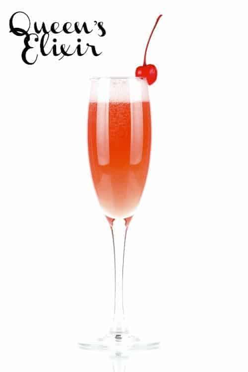 Queen's Elixir Drink