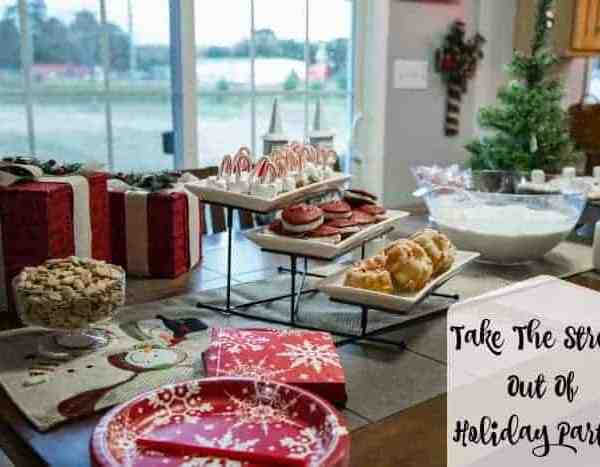 Take The Stress Out Of Holiday Parties