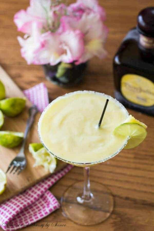 Frozen Pineapple Margarita