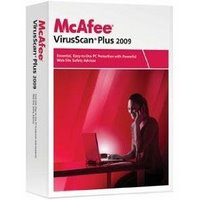 mcafee virus scan plus McAfee Virus Scan Plus 2009 Free After Rebate