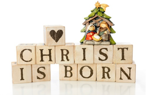 Image result for christ in christmas