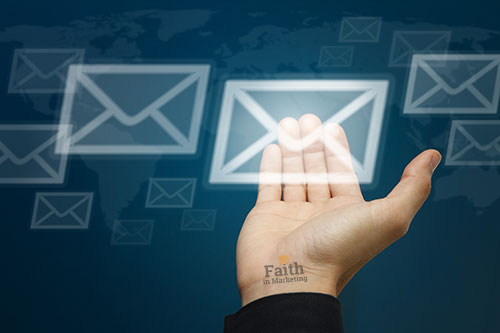 hand-email