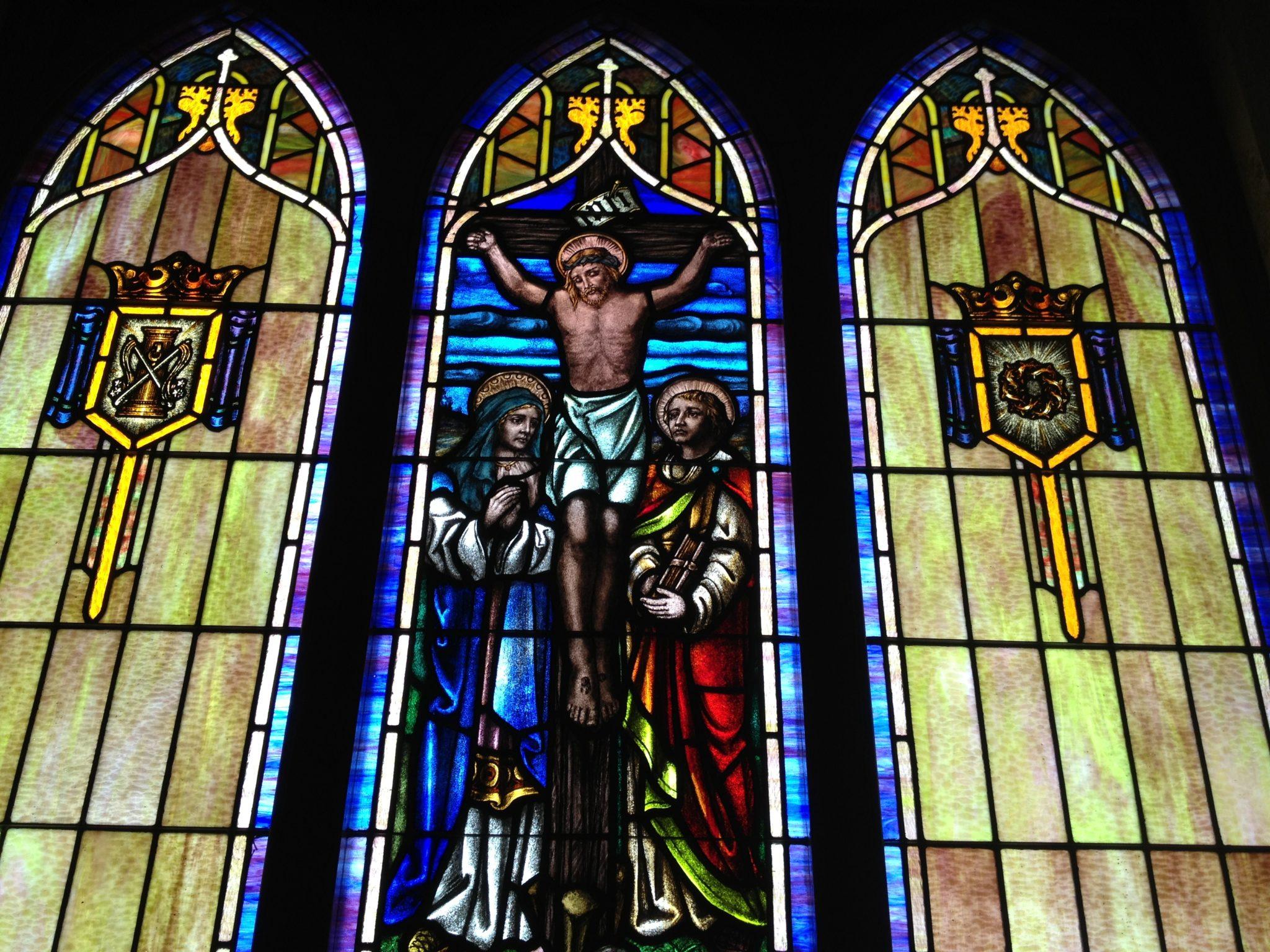 At Faith Why Do The Creeds Say Holy Christian Church