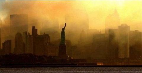 Statue-of-Liberty-9-11