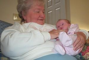 Grandmother Moor and Baby Faith