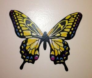 Faith Butterfly