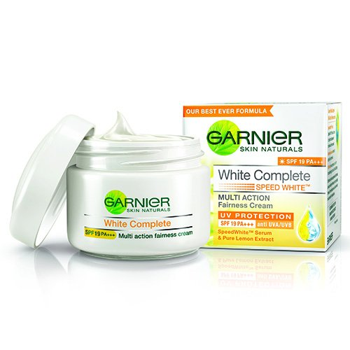 Garnier Skin Naturals White Complete faiza beauty cream